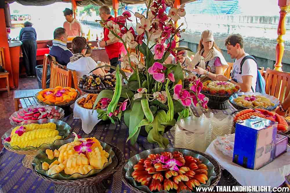 Afternoon Canal Tour Rice Barge Klong Tour Half day Trip