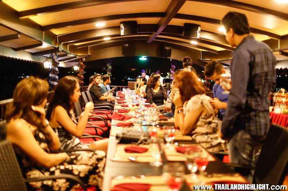 Arena River Cruise Indian dinner Cruise Bangkok