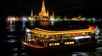 Arena River Cruise Indian dinner Cruise Bangkok