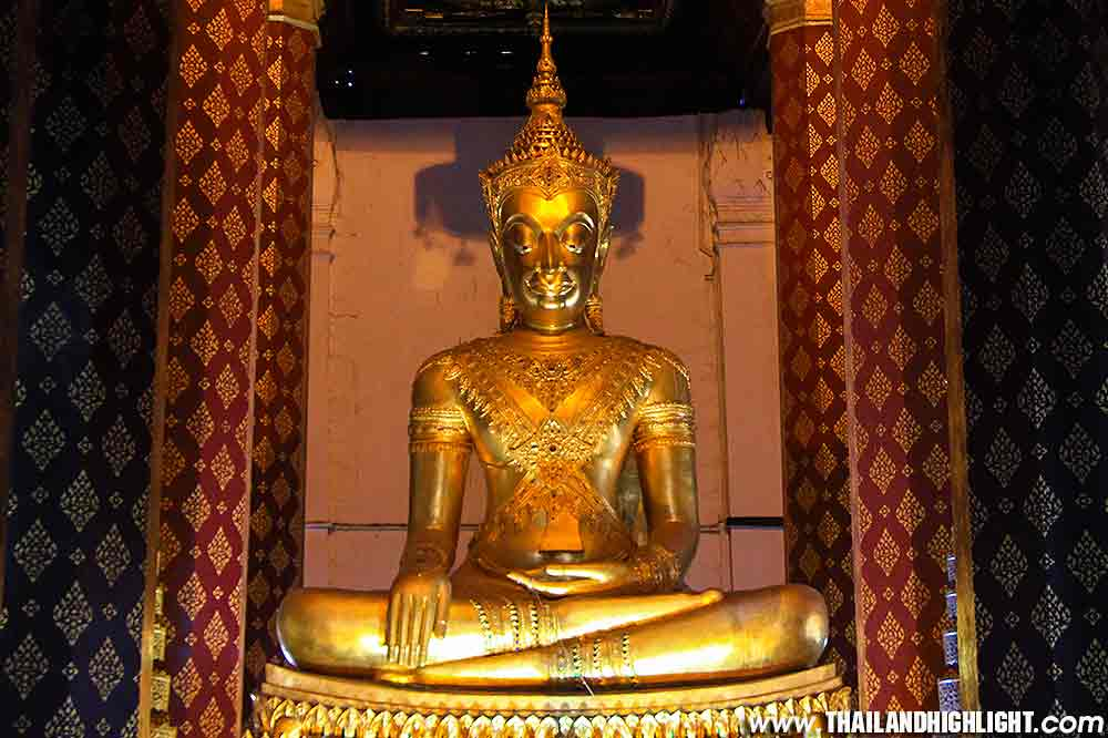 Ayutthaya Tour from Bangkok by White Orchid River Cruise