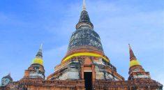 Ayutthaya World Heritage Tour from Bangkok by Road