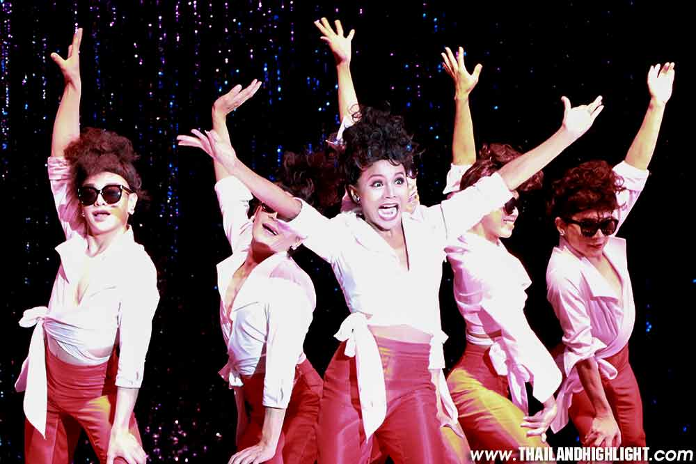 Calypso Cabaret Show Bangkok