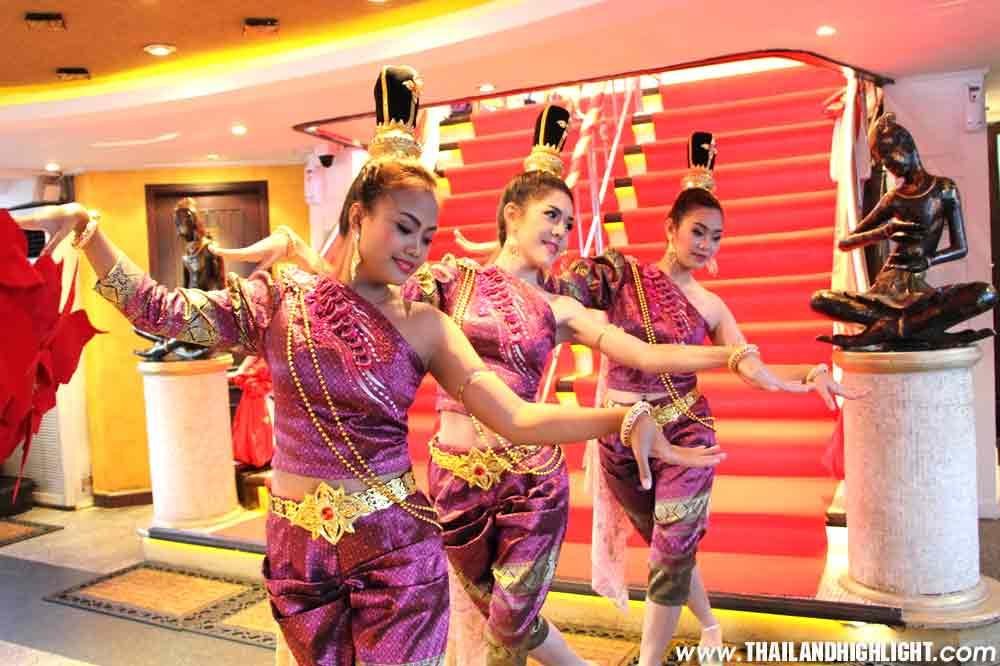 Chao Phraya Cruise Dinner Cruise Bangkok