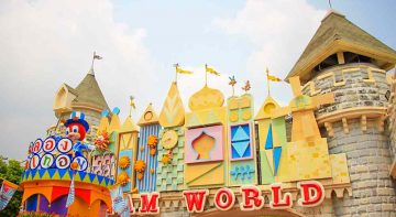 Dream World Tour 1 Day in Bangkok Full Day Tour
