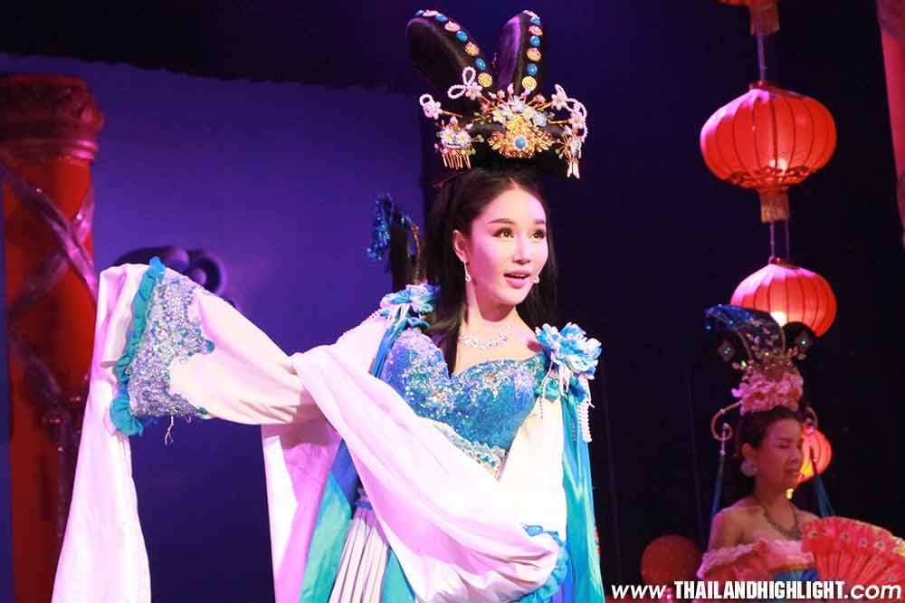 Golden Dome Cabaret Show Bangkok Nightlife Tours