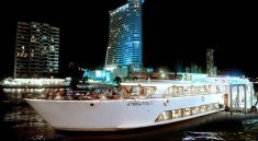 Grand Pearl Cruise Dinner Cruise Bangkok
