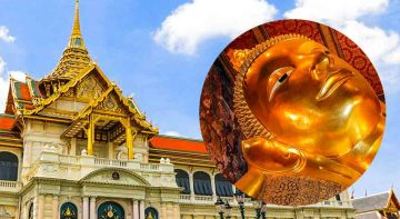 Grand Palace Bangkok and City Temple Tour