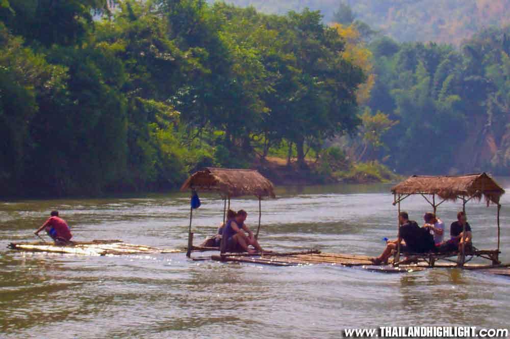 Kanchanaburi Trekking Tour One Day Trip from Bangkok
