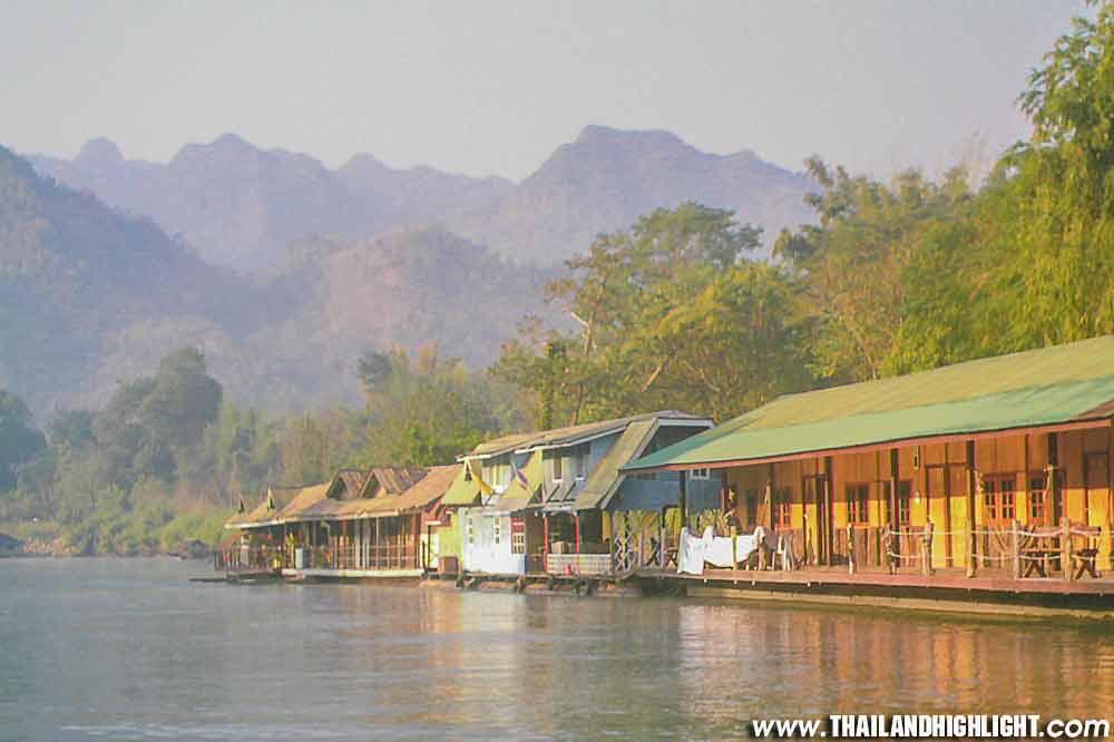 Kanchanaburi Package Tour 2 days 1 Night from Bangkok & Erawan Fall
