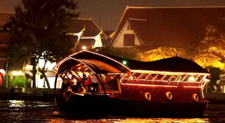 Loy Nava Dinner Cruise Bangkok 5-Star Floating Restaurant