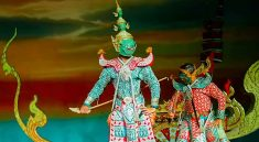 Best Thai Traditional Dance Show Bangkok at Nopparat Thai Classical Dance & Restaurant