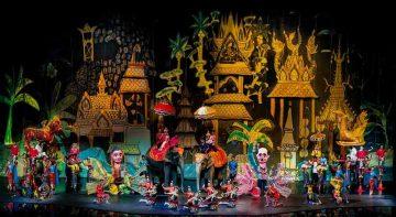 Siam Niramit Show Bangkok