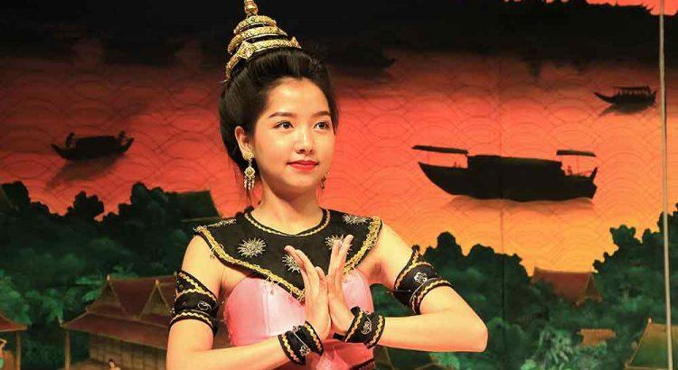 Thai Dinner Classical Dance Show and Calypso Cabaret Show