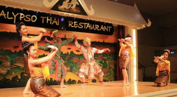 Thai Traditional Dance Show Bangkok Ticket Price 350 Baht Cheap Price