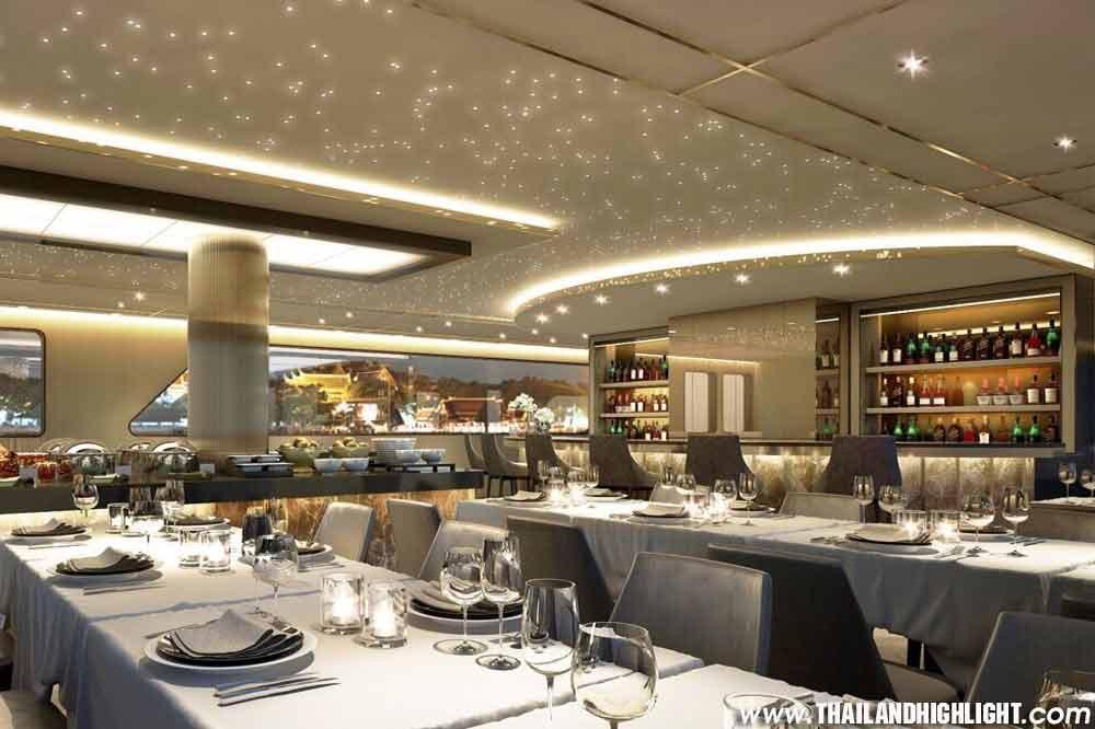 The Bangkok River Cruise Seafood Buffet Dinner Bangkok