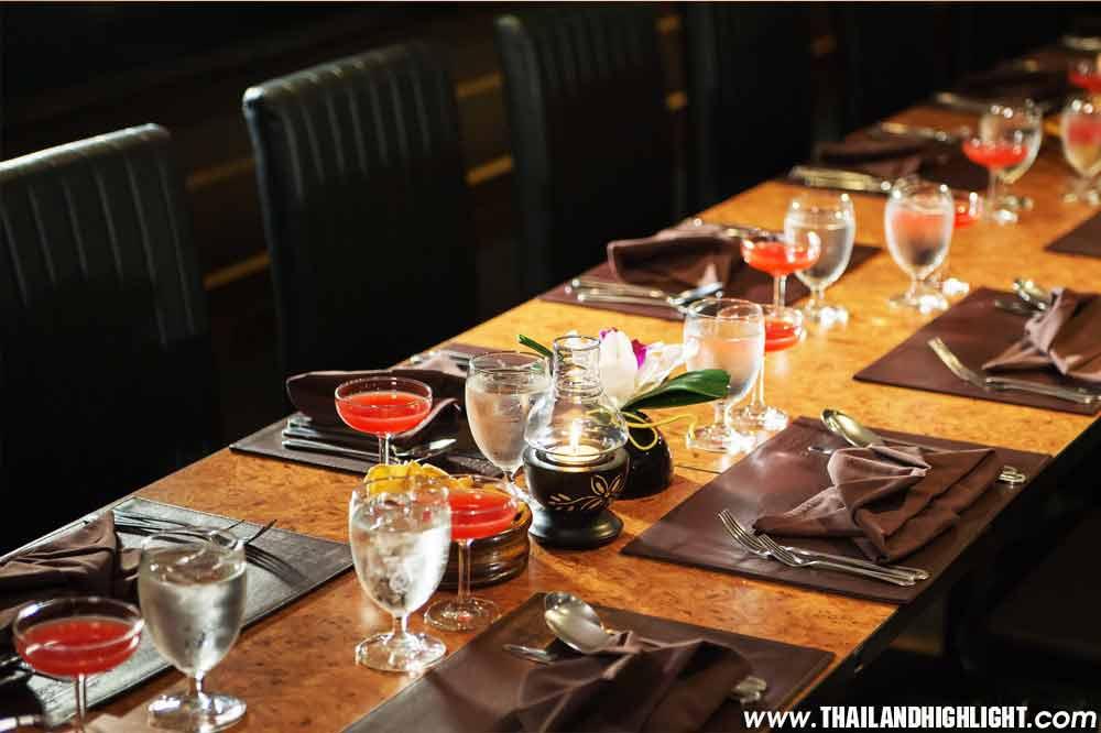 White Orchid Dinner Cruise Bangkok