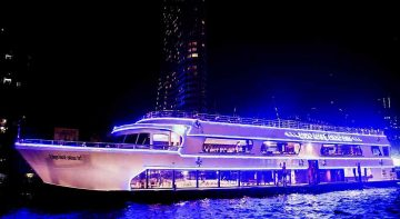 White Orchid Dinner Cruise Bangkok