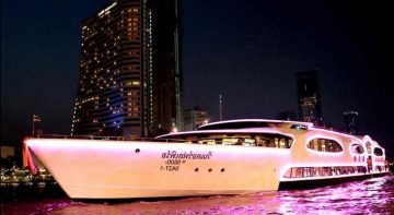 Wonderful Pearl Dinner Cruise Bangkok