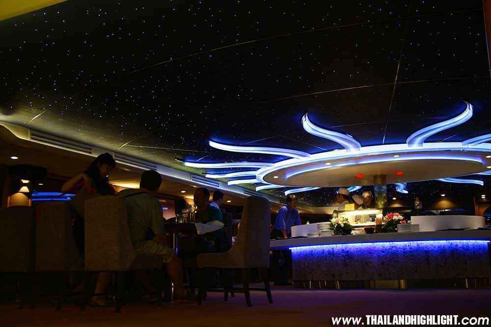 Wonderful Pearl Dinner Cruise Bangkok