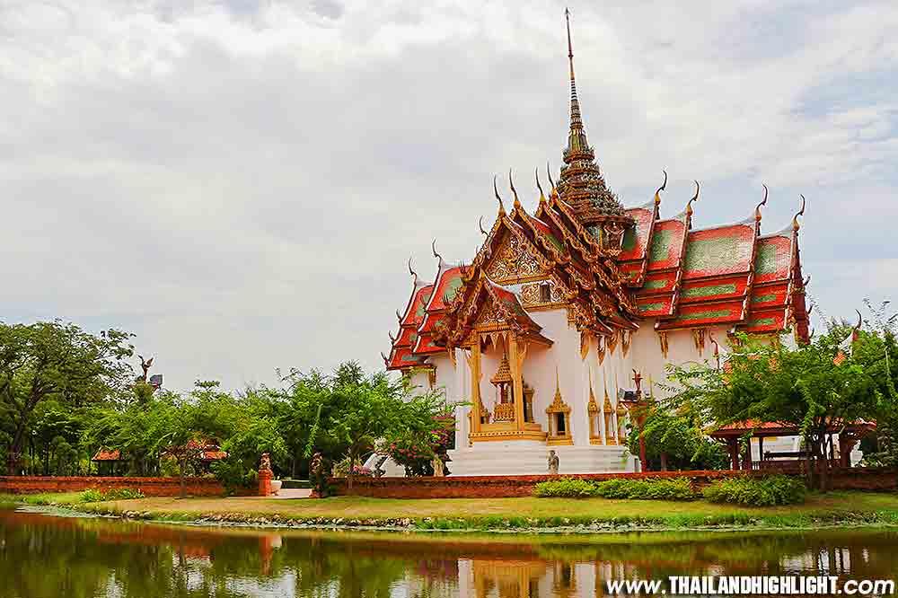 Ancient City Tour at Muang Boran Samutprakan