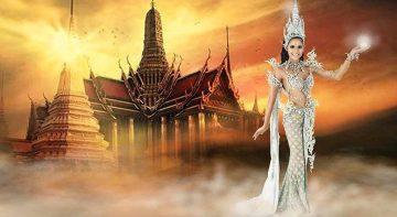 Mirinn Theatre Cabaret Show & Muay Thai Martial Art Show