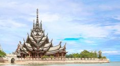 Sanctuary of Truth Pattaya Tour Tickets Price Discount Entrance Fee