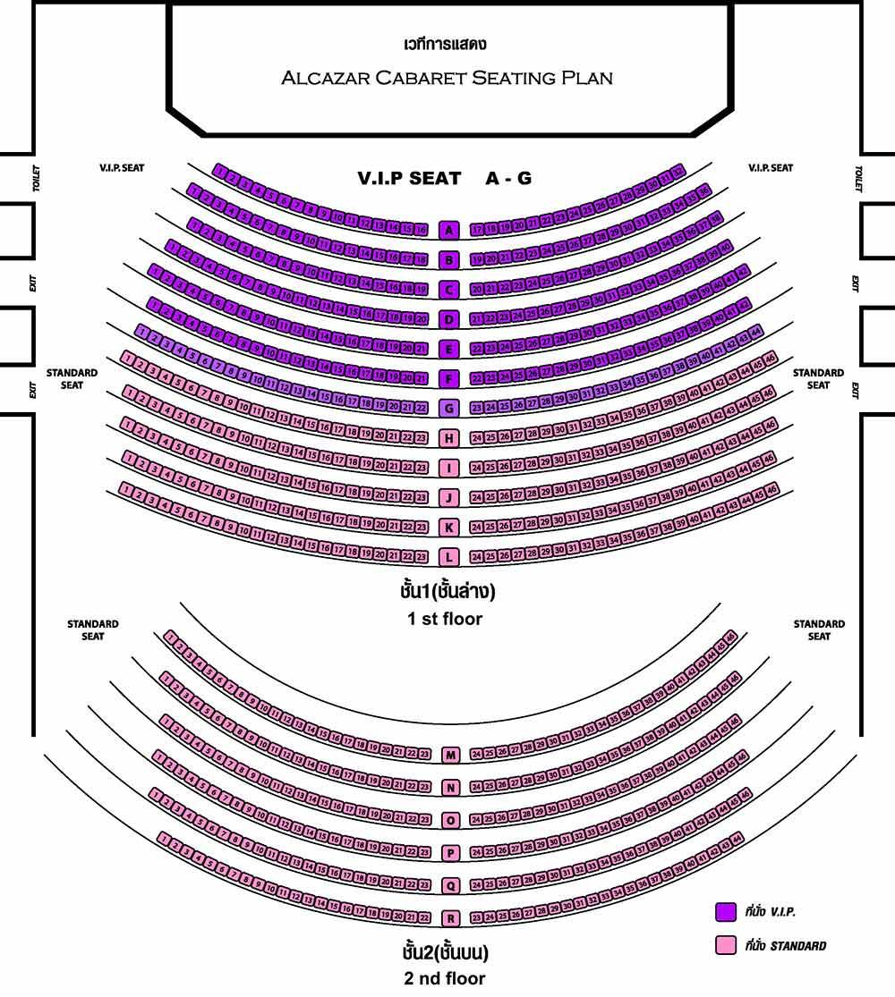 Alcazar-Cabaret-Show-Pattaya-Seating-Plan