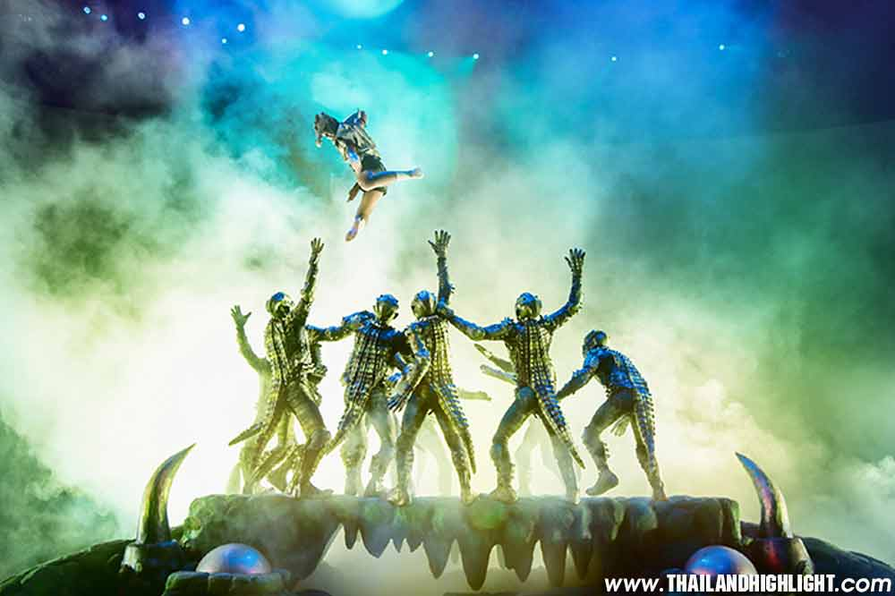 One of the best show in Pattaya Kaan Show Pattaya ticket price reviews booking online with discount offer to great show and best performance night tour