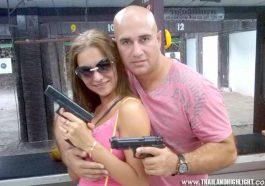 Tiffany Indoor Shooting Range