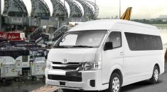 Find to best price, Airport transfer bangkok suvarnabhumi with good drivers service,punctua,Van hire Bangkok Airport transfer Suvarnabhumi Airport to hotel