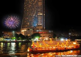 Where to go new years eve Bangkok,find to best palce for special event Bangkok New Year Eve 2021 Dining Wanfah Cruise Countdown Reservation booking online