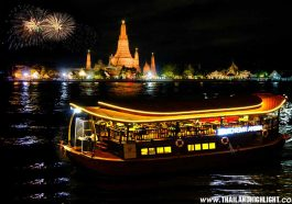 Best Indian Restaurant New Years Eve Bangkok by Arena River Cruise at Asiatique Riverfront Bangkok,Thailand.Bollywood new year party Bangkok booking online