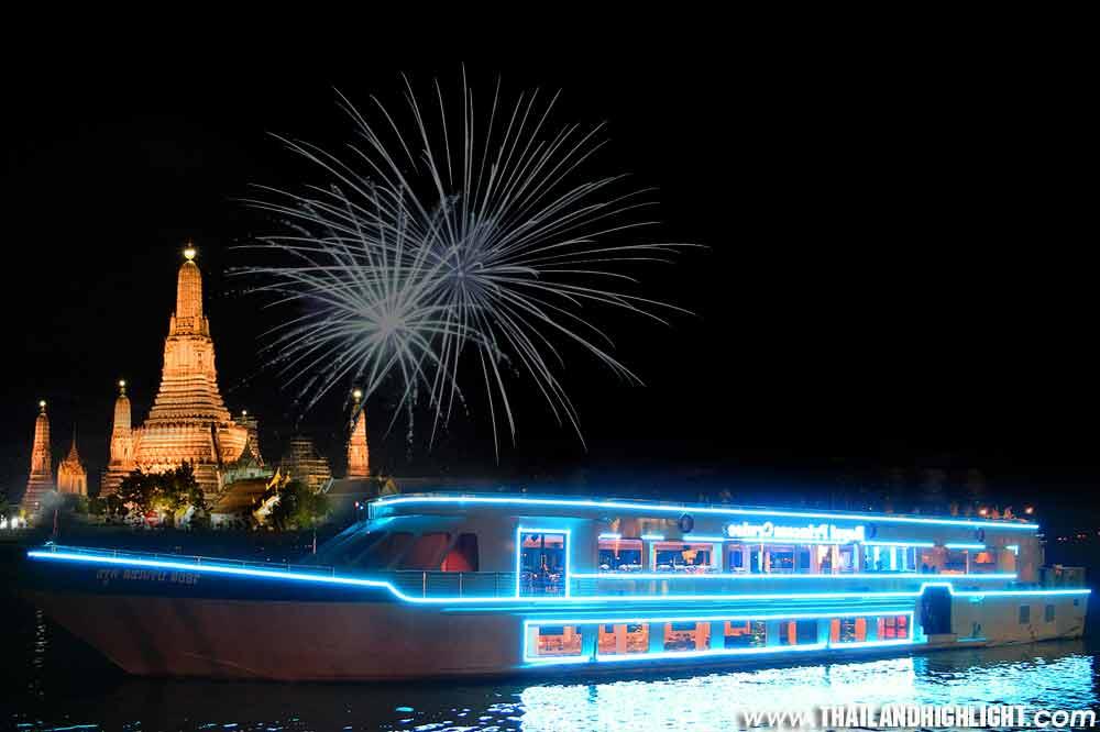 New Years Eve Party Bangkok Royal Princess Cruise Booking
