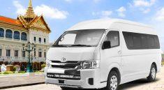 Van Rental Bangkok Transport for Travel