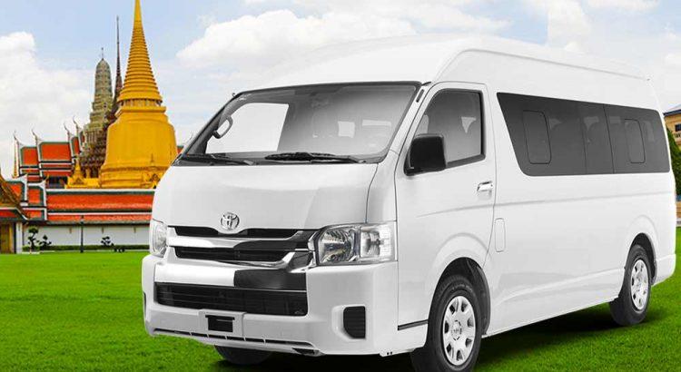 Booking for Van Rental Bangkok with driver.Offer private car service Bangkok van rental for Air-port transfer,golf,business,private travel trip in Bangkok