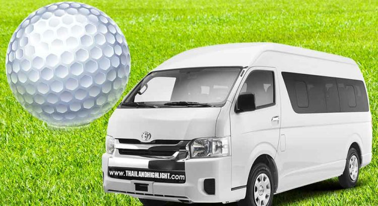 Transfer service for Van Rental Bangkok With Driver to Golf Course in Bangkok,Thailand.find to van for Bangkok Golf Courses,Bangkok Golf Club,Car Booking