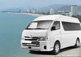 Van Rental Bangkok to Hua Hin with Driver