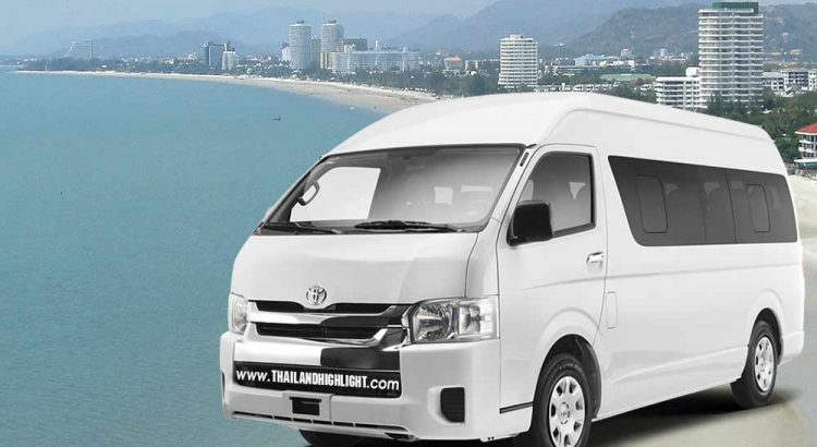 Van Rental Bangkok to Hua Hin with Driver