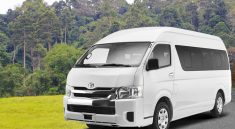 Private transport with Van rental Bangkok Khao Yai National Park with driver for travel trip,business,golf courses in Khao Yai,Van hire to Khao Yai Booking