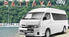 Private transport with Van rental Bangkok to Pattaya with driver for your travel trip,business,golf courses in Pattaya area.Van hire from Bangkok to Pattaya