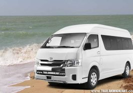 Experience Koh Samet by Van Rental Bangkok to Rayong with Driver, travel to the beautiful beaches islands in Koh Samet Rayong province. reservation booking
