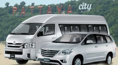 Van rental Pattaya car hire with driver good service with private transportation for your travel trip in Pattaya city or from Pattaya to Bangkok,Thailand