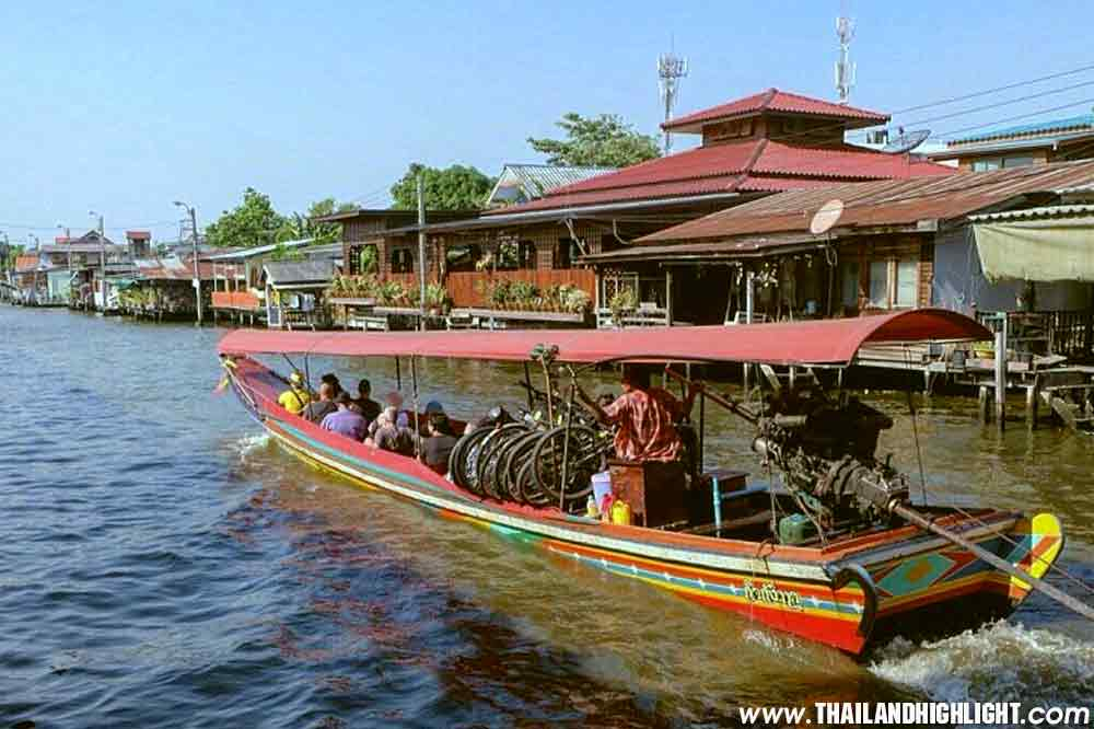 Best trip of bicycle tour in Bangkok with Co Van Kessel Bangkok Tours,travel by bike and boat tours see how Thai local's live,booking discount price reviews