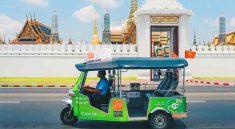 One Day Tuk Tuk Tour Bangkok,Unlimited Tuk Tuk Rides around Old Town in Bangkok.Tuk Tuk Hop on Hop off Bangkok will take you to landmark tourist attractions