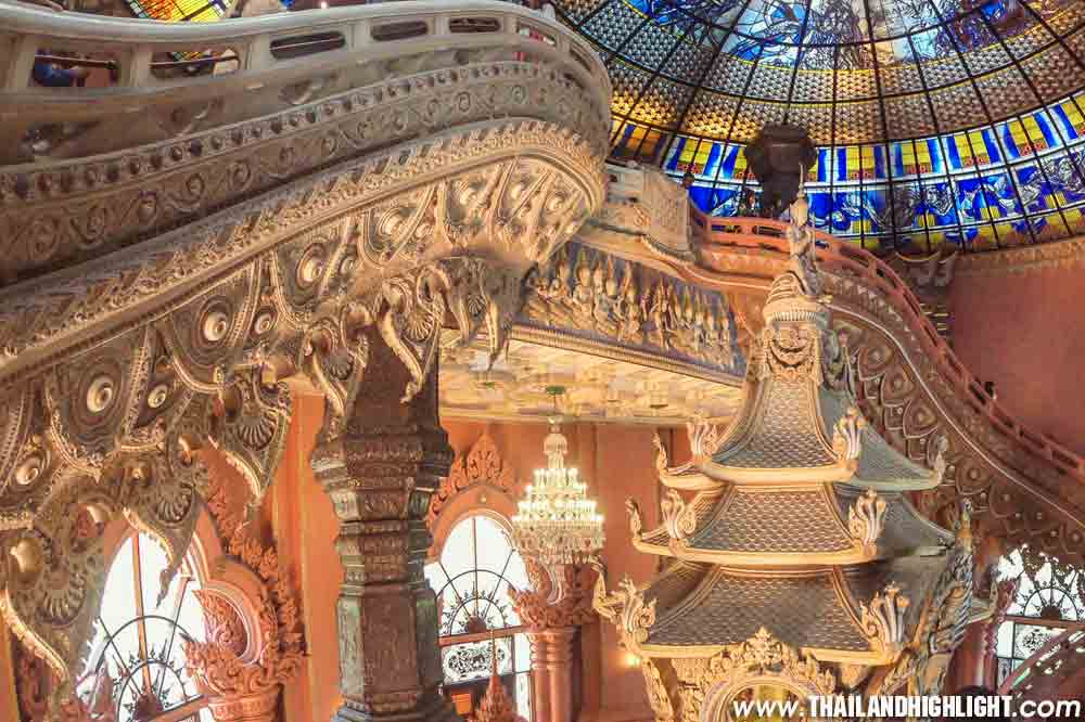 Offer Erawan Museum Bangkok Tickets Price Discount Booking Online with Entrance fee promotion. Visit to largest big 3-headed Erawan Elephant Statue Museum