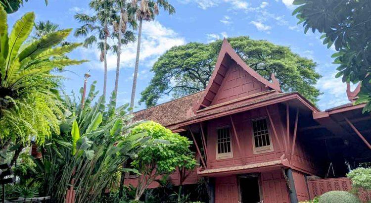 Private Bangkok tour to famous museum, Jim Thompson House Bangkok Suan Pakkad Palace, offer discount Jim Thompson House museum entrance fee ticket promotion