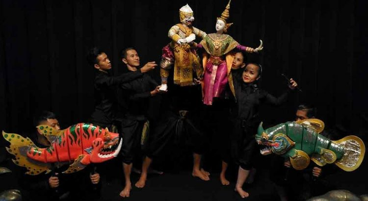 Ticket Price Promotion of Joe Louis Thai Puppet Show in Bangkok,Thailand.Best night show of art with Joe Louis Traditional Thai Puppet art show at Asiatique