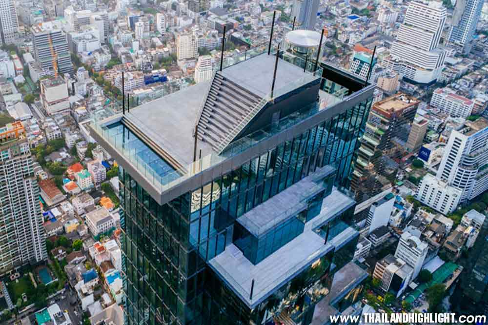 Offer discount promotion of King Power Mahanakhon Skywalk Ticket Price.Enjoy Bangkok's iconic best views Bangkok at Mahanakhon SkyWalk Tickets Price booking