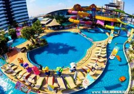 Discount Pororo Aqua Park Bangkok Ticket Price Water Park Booking, New Watepark,kid-friendly, rooftop water park at the sixth ground of Central Plaza Bangna