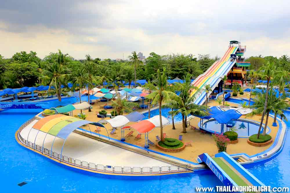 Promotion of Siam Amazing Park Tickets Price Discount Booking,Visit World's Largest Wave Pool, one of the biggest amusement and water parks Bangkok Thailand